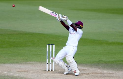 Jermaine Blackwood: Once I'm at the crease bowlers are under pressure, not me