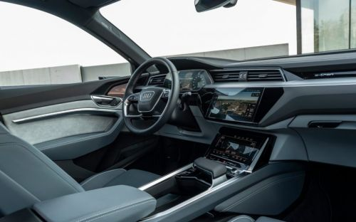 Audi e-tron Sportback is spoilt by its beeping technology, says the Grand Tour's script editor