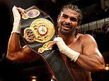 David Haye pays homage to Mike Tyson and Roy Jones Jr. ahead of their exhibition bout