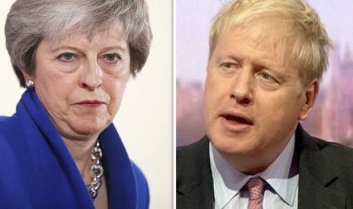 'DIABOLICAL!' Boris Johnson issued Brexit warning: EU will 'BLACKMAIL' us with May's deal