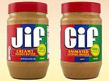 Jif teams up with GIPHY on a peanut butter jar that settles the debate on how to pronounce 'GIF'