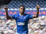 Steven Gerrard full of praise for Alfredo Morelos after inspirational pep talk before Rangers win