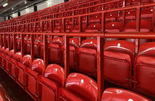 Liverpool expand Anfield rail seating trial to 7,800 seats