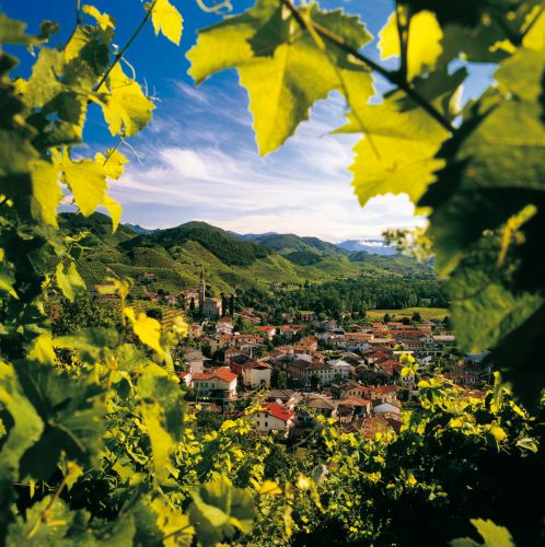 Take a look at the Italian region that makes top-quality Prosecco