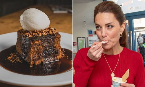 Kate Middleton's deliciously indulgent dessert revealed - try the royal recipe