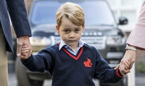 Europe's future monarchs: Royal children from Prince George to Princess Estelle