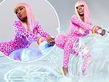 Lil Nas X rocks full Nicki Minaj drag for Halloween. after admitting he ran stan account