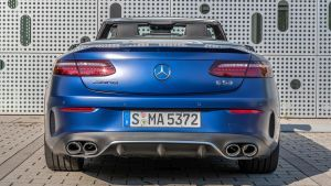 New Mercedes-AMG E 53 Cabriolet 2020 review