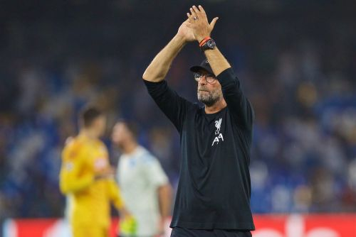 "Jurgen Klopp criticises VAR and ""game-changing"" dive after Liverpool's loss at Napoli"
