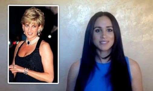 Meghan Markle uses statement to break from 'royal protocol' - fans defend Diana comparison