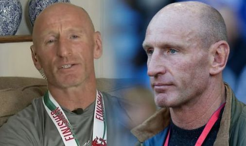 Gareth Thomas health: 'It felt like a train hit me at 300mph' Rugby star's shock diagnosis
