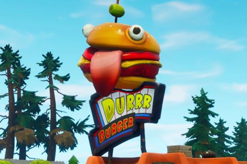 Where to dance in Durr Burger Kitchen in Fortnite Season 6 Chapter 2