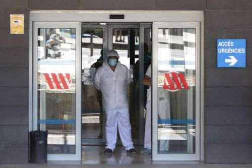 Spain Announces Second Local Lockdown In 24 Hours After Spike In Coronavirus Cases