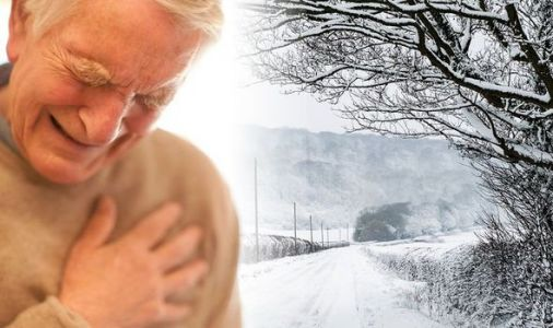 Heart attack warning: Your risk of having one may increase this coming winter - here's why