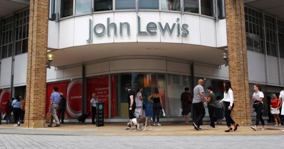 John Lewis to permanently close eight department stores with 1,300 jobs at risk