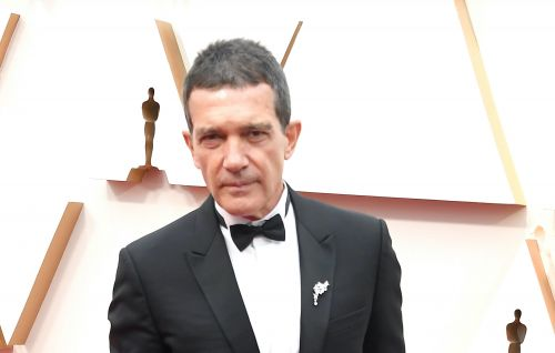 Antonio Banderas reveals he's tested positive for coronavirus on 60th birthday