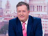 Piers Morgan shares letter from widowed fan who says he gives her a 'reason to get out of bed'