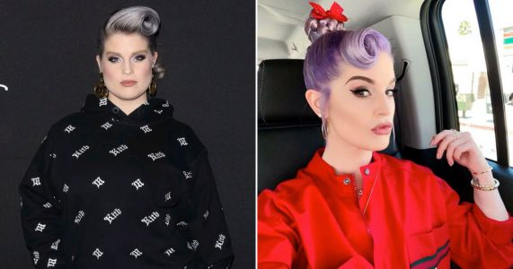 Kelly Osbourne looks 'unrecognisable' as she shows off 'six-stone' weight loss
