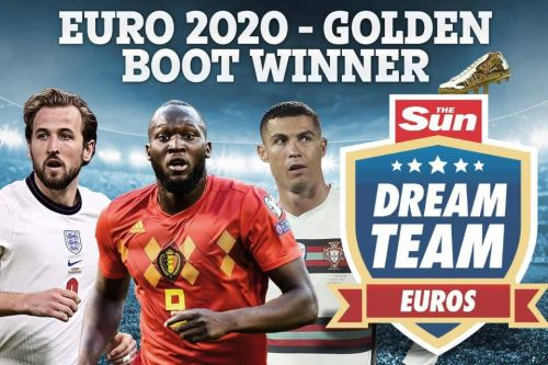 Who are the favourites to win the Golden Boot at Euro 2020? What can Dream Team Euros bosses learn?