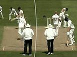 Leicestershire's Dieter Klein slammed for run out attempt that hit Lancashire's Danny Lamb