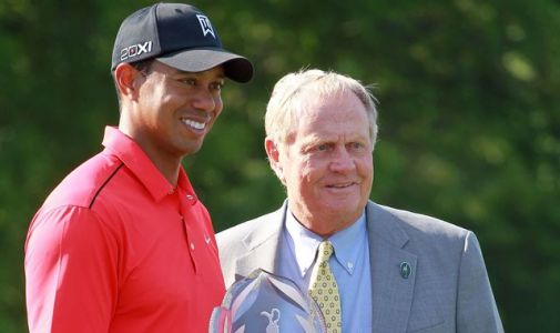 Tiger Woods concedes he does not have many majors left to match Jack Nicklaus
