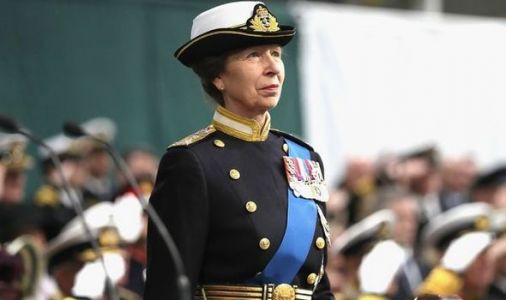 Princess Anne receives REMARKABLE 70th birthday gift from UK Armed Forces