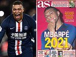 Real Madrid 'put Kylian Mbappe move on hold until 2021. but could sign him for a cut-price £132m'