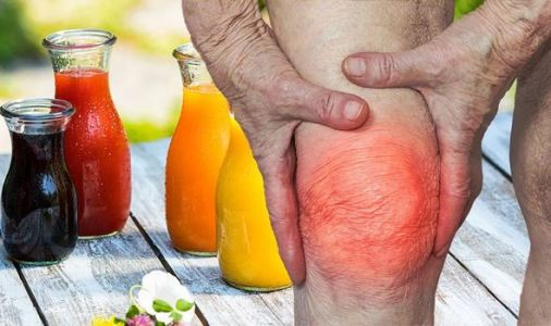 Arthritis: The fruit juice that may put you at a 'three times higher risk' of arthritis