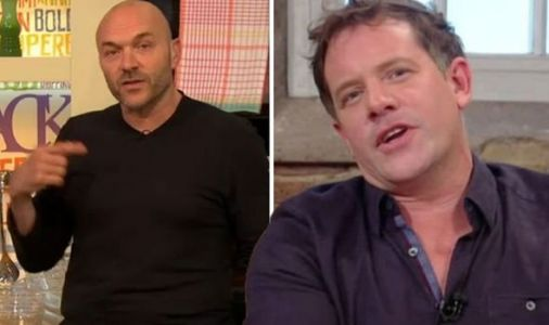 Sunday Brunch: 'Take note' Simon Rimmer jibes at Saturday Kitchen host over TV 'first'