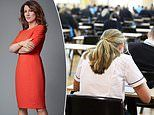 SUSANNA REID:The way pupils like my boys have been abandoned is so shameful