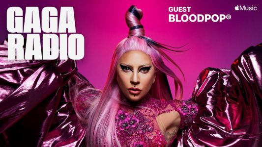 Lady Gaga launches Gaga Radio and reveals Ariana Grande freaked out over Rain On Me collab