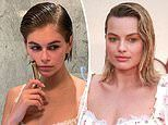 Stylist reveals how to achieve the 'wet-look hair' trend loved by celebs