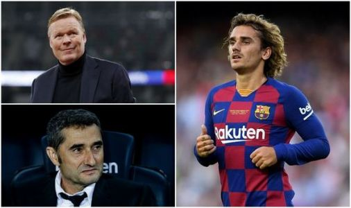 Barcelona news LIVE: Antoine Griezmann could help Real Madrid secure £343m record transfer