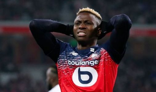 Chelsea to battle Arsenal and Man Utd for £90m Lille striker Osimhen as three bids lodged