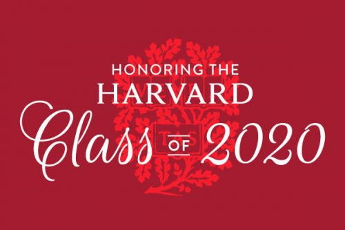 Honoring the Harvard Class of 2020