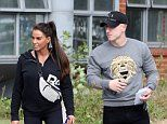 Katie Price, 40, steps out with toyboy Kris Boyson, 29