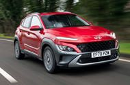 Hyundai Kona 1.6 T-GDi Hybrid 2021 UK review