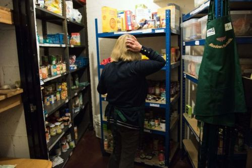 Foodbanks 'Overwhelmed' By Donations After General Election Result