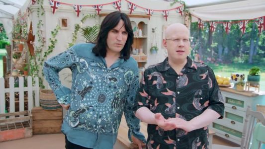 Great British Bake Off hosts Noel Fielding and Matt Lucas make unexpected cameo in The Beano: 'What a lovely surprise!'