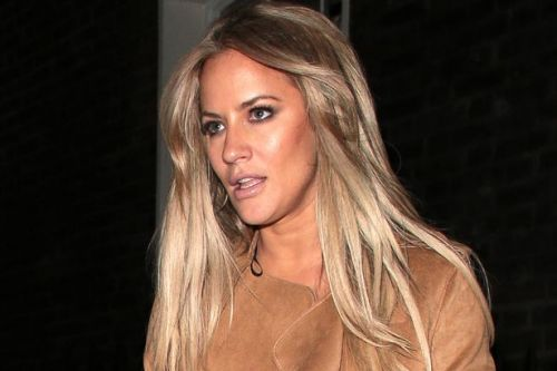 Caroline Flack reveals mental health struggles with anxiety after being in a 'really weird place'