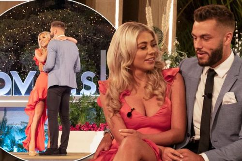 Love Island winners Finn and Paige's plans to move to Manchester 'in jeopardy'