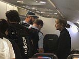 Chaos on a Qantas flight from Bali to Sydney