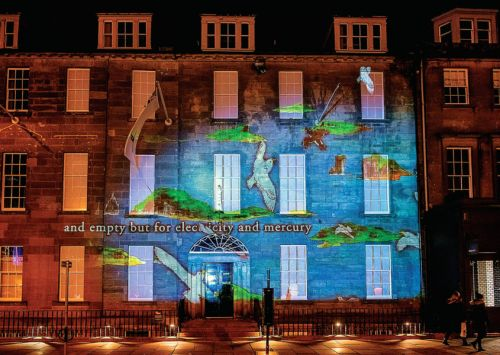Read Charlotte Runcie's contribution to Edinburgh's Message From The Skies