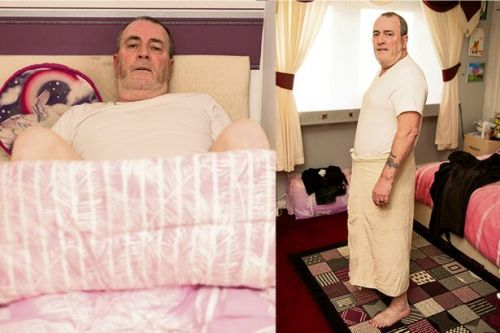 Glasgow dad stuck with permanent erection and in constant pain after penis op