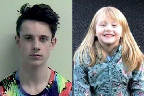 Aaron Campbell sentencing: Alesha MacPhail killer jailed for at least 27 years