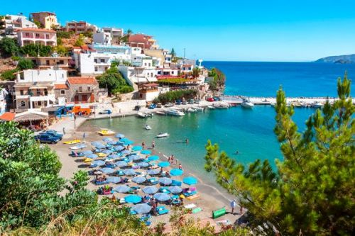 Thomas Cook puts Crete holidays on sale as hotspot back on the cards for Brits