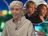 Troye Sivan talks about hearing his song 1999 on the radio on The Project
