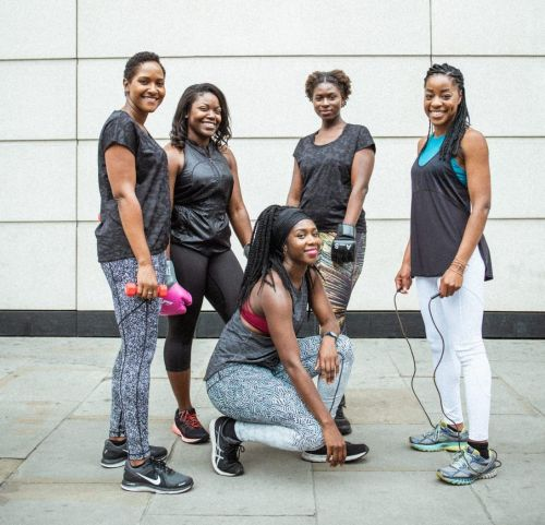 Strong Women: 'As a black woman in long distance running, we are something of a rare breed'