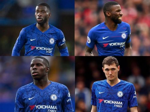 Report: Andreas Christensen the survivor with Fikayo Tomori likely to leave in January