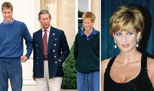 Princess Diana feared 'Queen and Charles plotted to separate her from William and Harry'